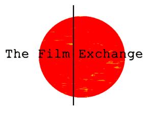 Film exchange logo